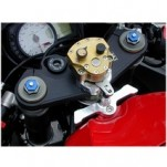 Scotts Steering Stabilizer Complete Kit for GSXR 750 06-10