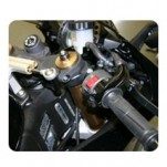 Heli Bars Handlebar Riser for ZX10R 06-10