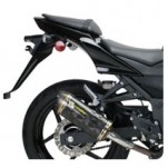 Two Brothers M2 Slip-On Exhaust for Ninja 250R 08-13