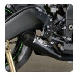 M4 GP Full Exhaust System for ZX10R 08-10