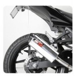 Jardine RT-Five Slip-On Exhaust for Ninja 250R 08-12