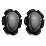 Chicken Hawk Knee Sliders Black