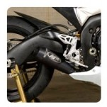 M4 GP Slip-On Exhaust for GSXR1000 09-11