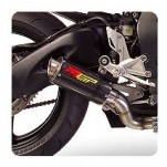 Hotbodies Racing MGP Growler Slip-On Muffler for CBR1000RR 08-11