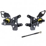 Driven D-Axis Rearsets for ZX6R 05-12