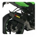 Akrapovic Racing Full Exhaust (Hex) for ZX6R 09-12