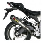 Akrapovic Evolution Dual Full (Conical) for GSXR1000 09-12