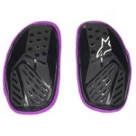 Alpinestars Replacement Stella Bionic Chest Pads Black/Violet (Closeout)