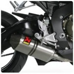 Akrapovic Racing Line Full Exhaust for CBR1000RR 08-11