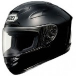 Shoei X-Twelve Solid Helmet Black