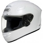 Shoei X-Twelve Solid Helmet White
