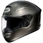 Shoei X-Twelve Solid Helmet Metallic Anthracite