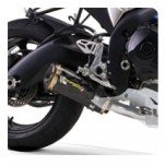 Two Brothers M2 Full 4-2-1 Exhaust for GSX-R1000 09-14