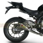 Akrapovic Evolution Full Exhaust (Shorty Hex) for S1000RR 10-14