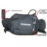 Woodcraft Dual Temp Tire Warmers With Duffel Bag