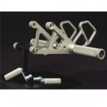 Woodcraft Rearset Kit (Std Shift) for Tuono 02-05