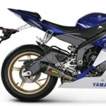 Akrapovic Slip-on Exhaust for YZF-R6 10-14