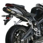 Akrapovic Slip-On Exhaust for Daytona 675 06-12