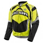 Icon Men's Contra Jacket Military-Spec-Yellow