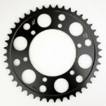Driven 530 Lightened Steel Rear Sprocket for YZF-R1 04-10