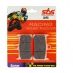 SBS Racing Sintered Metal Front Brake Pads for S1000RR 10-11 (Closeout)