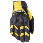 Joe Rocket Men's Phoenix 4.0 Gloves Yellow/Black/Silver