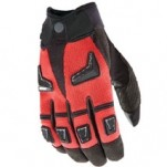 Joe Rocket Men's Hybrid Windproof Mesh Gloves Red/Black