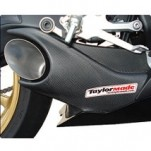 Taylormade Racing Full Exhaust Kit with Carbon Fiber Trim for YZF-R6 08-10