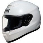 Shoei Qwest Solid Helmet White