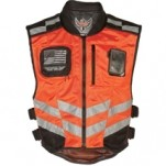 Fly Racing Fast-Pass Hi Visibility Vest Orange