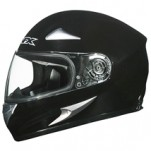 AFX FX-Magnus Big Head Solid Helmet Black