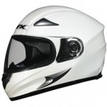 AFX FX-90 Solid Helmet Pearl White