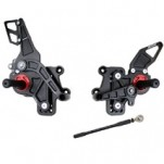 Driven D-Axis Rearsets for CBR1000RR 08-14