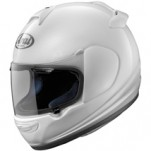 Arai Vector 2 Solid Helmet Diamond-White