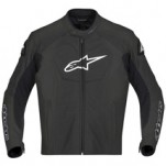 Alpinestars GP-R Perforated Leather Jacket Black