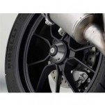 Rizoma Rear Axle Sliders for Streetfighter 09-13