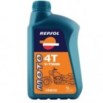 Repsol Moto Racing 4T 5W40-Synthetic Blend
