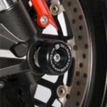 R&G Racing  Front Axle Sliders/Protectors for Hypermotard 796 10-13