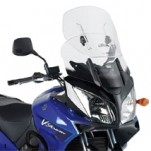 Givi AF260 AirFlow Sliding Clear Windscreen for DL650/1000 V-Strom 04-10
