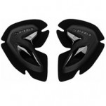 Spidi Replacement Knee Slider Kit Black