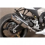 M4 Standard Full Exhaust System w/ All Stainless Steel Tubing for GSX-R1000 09-11