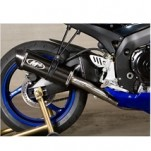 M4 Standard/Race Full Exhaust System with All Stainless Steel Tubing for GSX-R600/750 08-10