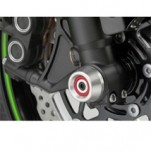 Rizoma (No Cut) Front Axle Sliders for ZX-10R 11-13