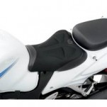 Saddlemen Gel-Channel Sport Bike Seat (Tech) for GSX1300R Hayabusa 08-14