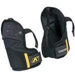Klim Tek Vest Shoulder Pads Black