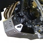 SW-Motech Aluminum Engine Guard Skidplate for Tiger 800/XC 11