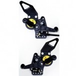 Driven D-Axis Rearsets for 848 07-11