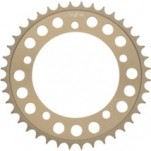 Sunstar Aluminum 520 OEM Replacement Rear Sprocket for CBR1000RR 06-13