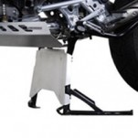 SW Motech Centerstand Skidplate for R1200GS 08-12