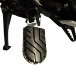 SW-Motech On-Road/Off-Road Footpeg for F650GS 08-11